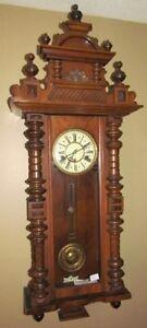 German Vienna Regulator Clocks London Ontario image 10