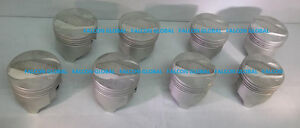 Sealed Power/Federal Mogul Chevy 402 Cast .125 Dome Pistons +060