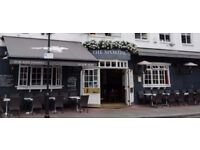 Kitchen Porter wanted for Traditional pub in Chelsea