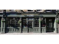 Head Chef The Duke Richmond Gastro pub immediate start