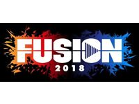 Fusion 2018 VIP Weekend Tickets (2)