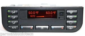 BMW E36 DIGITAL CLIMATE CONTROL 1996 1997 1998 1999 318 328 M3 AC HEATER 8368169