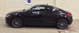 Audi TT 2.0 TFSI 3dr - Santorini Black