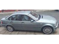 BMW E46 318i se £850