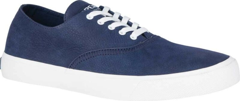 4b8d45a0defc0 Sperry Top-Sider Captain's CVO Washable Sneaker (Men's) in Navy ...