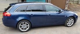 Vauxhall Insignia Exclusive 128cdti estate