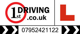Driving Instructor providing Driving Lessons in the Paisley Area