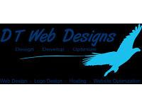 Affordable Web Design - DT Web Designs