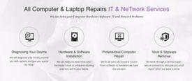Laptop Repair, Computer Repair, MacBook Pro Repair, IT support, iMac Repair, Network troublshooting