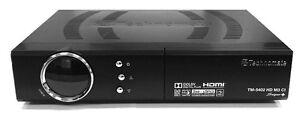 Technomate TM-5402 HD M3 Full HD 1080p DVB-S2 Satellite Receiver LAN USB PVR NEW