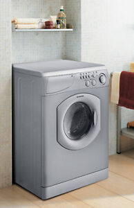 Ariston Combi Washer/Dryer, like new, silver gray - $800 OBO