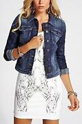 Guess Denim Jacket Women