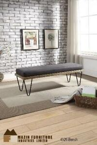 MA10 - 4526 Bench with an upholstered seat in Hamilton,Lowest Price in Hamilton,Huge Furniture Sale in Hamilton (BD-1416