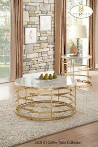 Marble Coffee Table on Sale (BD-2345)