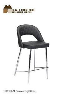 Black Counter-Height Chair - Grand Sale (BD-2307)