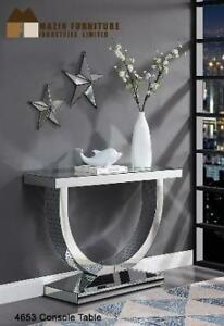 Mirrored Accent Table (MA748)