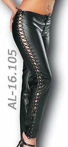Soft, Sexy & Luxurious Allure Leather Lace-up pants Cambridge Kitchener Area image 3