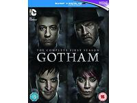 Gotham Season 1 Bluray - Mint Condition