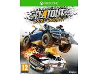 Flatout total insanity xbox one