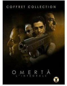 Omertà 2010 DVD Saisons 1-2-3 (Crime/Mafia/Motards) **RARE**