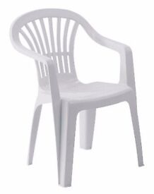 Plastic Table-Chair Set