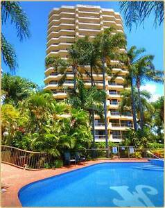 HIGH FLOOR OCEAN VIEW APARTMENT FOR SHORT TERM RENTAL Surfers Paradise Gold Coast City Preview