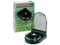 Fish Feeder F14 / Aquarium Fish Feeder.