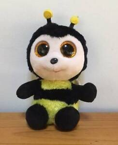 Ty 15cm- Buzby the Yellow Bee
