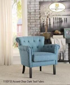 BLUE ACCENT CHAIRS ON SALE (BF-170)