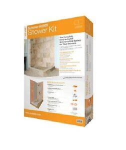 Schluter Kerdi Shower Kit All Sizes / Types / Models Available
