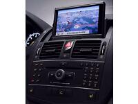 Latest 2017 Sat Nav Disc Update for Mercedes NTG4 (204) COMAND Navigation DVD www latestsatnav co uk