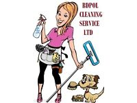 Short Notice Deep clean - End of Tenancy - Carpet clean - One off - Regular domestic clean