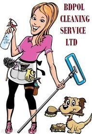Short Notice call - End of Tenancy - After Builders Cleaning - Carpet cleaning