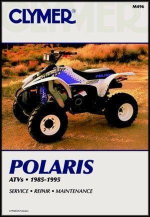 polaris atv trail blazer 1990 1995 service repair manual
