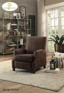 Push Back Fabric Recliner Chair - Furniture Sale (BD-2405)