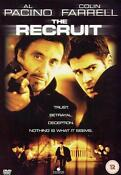 The Recruit DVD
