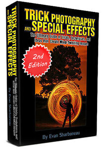 Book - Trick Photography & Special Effects 2nd Edition
