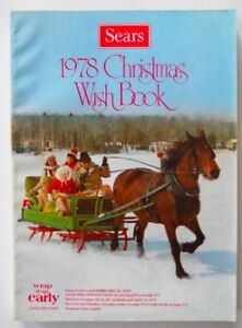 Looking For Sears Christmas Wish Book pre 2002