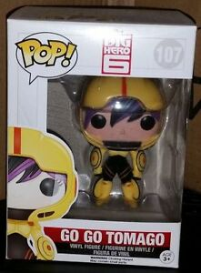 Funko Pop! - Go Go Tomago from Big Hero 6