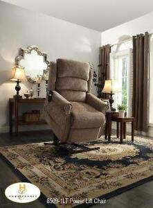 LIFT CHAIR.  REGULAR $1699 NOW $823.30+TAXES