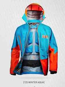 $200 off - NEW Top of the line 2016/2017 Helly Hansen Ski Jacket