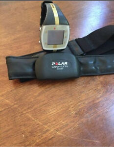 Polar FT-7 Heart Rate Monitor w/ chest strap