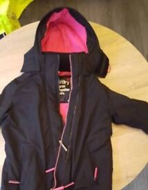 Womans Superdry Wind Cheater jacket