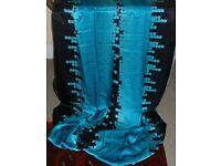 Pure Silk Dress Fabric.