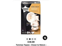 Tommee Tippee manual breast pump brand new.