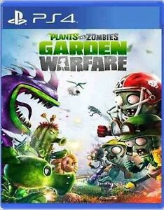 GARDEN WARFARE PS4 - SEALED Fitzgibbon Brisbane North East Preview