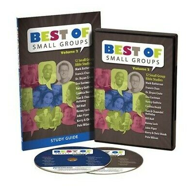Best of Small Groups, DVD & Study Guide, Volume