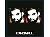 4 Tickets for Drake at O2 Arena 15 Feb - below face value!