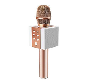 BRAND NEW Bluetooth Microphone with SD Card Slot