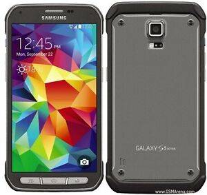 Unlocked Samsung S5 Active used